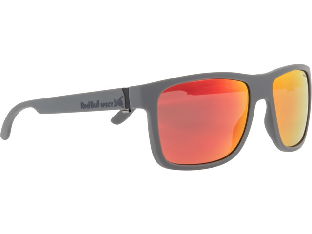 Red Bull SPECT Wing1 Lunettes de soleil, dark grey/smoke-red